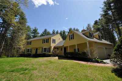 Hollis Single Family Home Active Under Contract: 14 Sherwood Drive