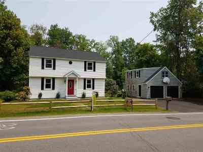 Single Family Home For Sale: 14 Hampton Falls Rd