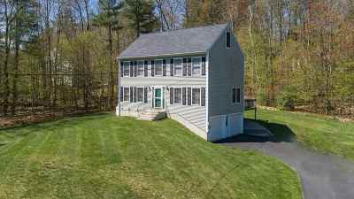 Chester Single Family Home Active Under Contract: 28 Opossum Drive