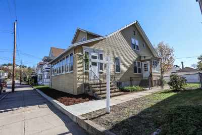 Manchester Single Family Home Active Under Contract: 147 Boutwell Street