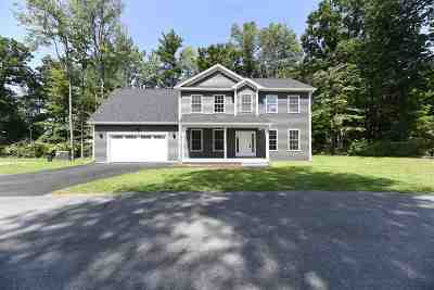 Colchester Single Family Home For Sale: 44 Madison Drive