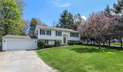 Manchester Single Family Home Active Under Contract: 98 Glen Forest Drive