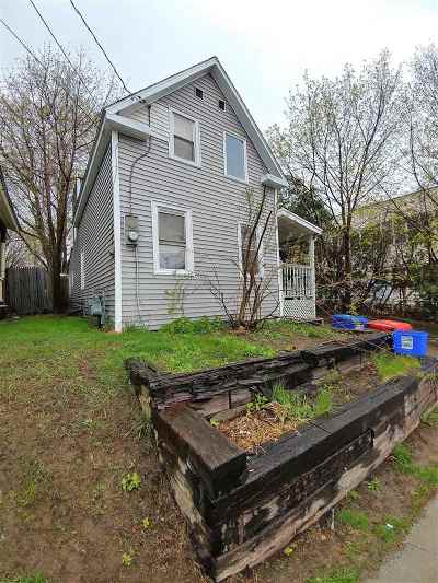 Winooski Multi Family Home For Sale: 17 West Street