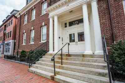 Portsmouth Condo/Townhouse For Sale: 135 Daniel Street #A101