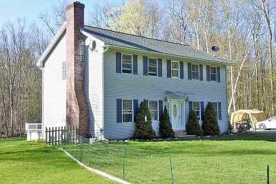 Castleton Single Family Home For Sale: 699 Barker Hill Road