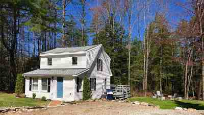 Plymouth Single Family Home Active Under Contract: 54 Reservoir Road