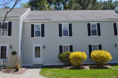 Hopkinton Condo/Townhouse For Sale: 105 River Grant Drive