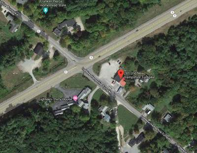 Hillsborough Commercial For Sale: 281 Second New Hampshire Turnpike Turnpike