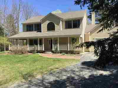 Waterbury Single Family Home For Sale: 330 E. Countryside Road