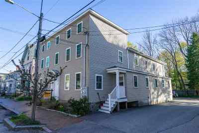 Condo/Townhouse Active Under Contract: 142 Cabot Street #3