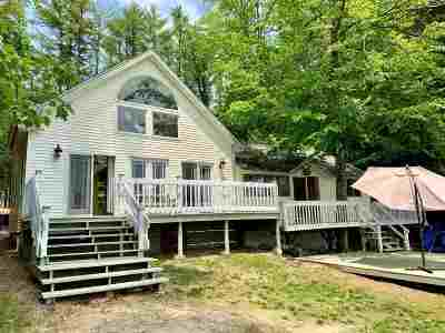 Hillsborough Single Family Home For Sale: 125 Gould Pond Road