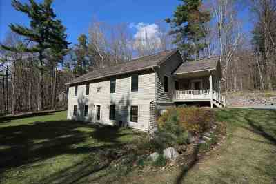 Middlebury Single Family Home Active Under Contract: 5 Forest Ridge Drive