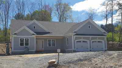 Manchester Single Family Home For Sale: 298 Scenic Drive #2M