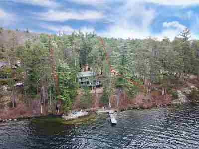 Bedford, Goffstown, Manchester, Nashua, Canterbury, Concord, Danbury, Hooksett, New London, Northfield Single Family Home For Sale: 193 Pilothouse Road
