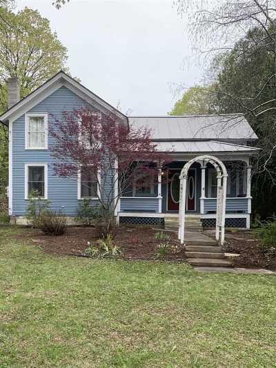 West Rutland Single Family Home For Sale: 482 Clarendon Avenue