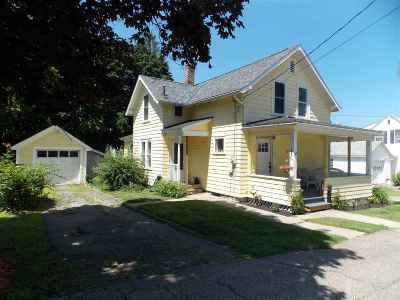 Laconia Single Family Home For Sale: 18 Chester Court