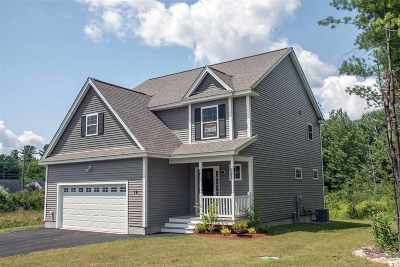 Manchester Single Family Home For Sale: 16 Double Brook Road #9