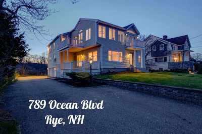 Rye Single Family Home For Sale: 789 Ocean Boulevard