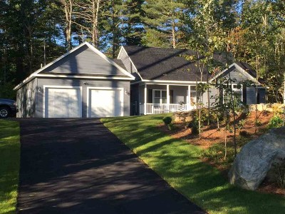 Moultonborough Single Family Home Active Under Contract: 15 Forty Acre Field Road