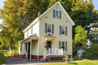 Portsmouth NH Single Family Home Active Under Contract: $449,900