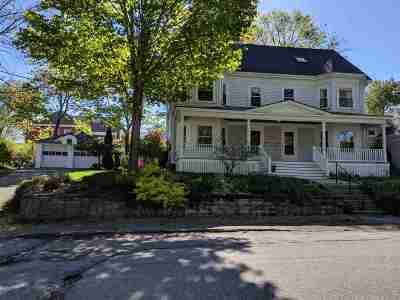 Portsmouth NH Single Family Home For Sale: $596,000