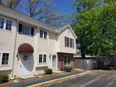 Nashua Condo/Townhouse For Sale: 66 Harbor Avenue #9