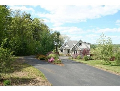 Concord Single Family Home For Sale: 287 Hoit Road