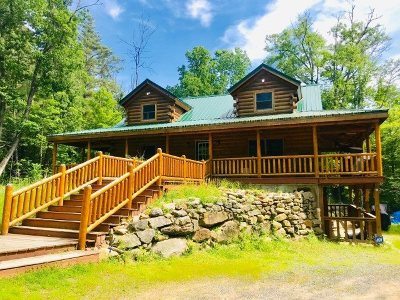Sanbornton Single Family Home Active Under Contract: 296 Knox Mountain Road