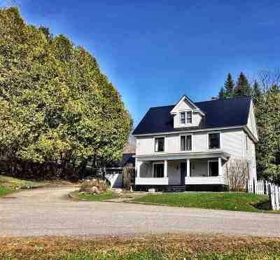 Hardwick Single Family Home Active Under Contract: 188 Wakefield Street