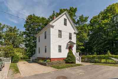 Portsmouth NH Single Family Home For Sale: $649,000