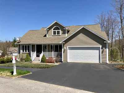 Belknap County Single Family Home For Sale: 58 Sterling Drive