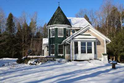 Cambridge Single Family Home For Sale: 72 Madonna View Drive