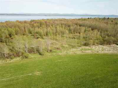 North Hero Residential Lots & Land For Sale: 2510 Lakeview Drive #Lot 1