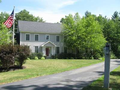 Laconia Single Family Home For Sale: 282 Turner Way