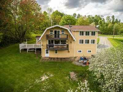 Franklin County Single Family Home For Sale: 1288 Corliss Road