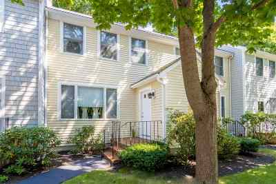 Portsmouth Condo/Townhouse For Sale: 3370 Lafayette Road