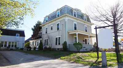 Milford Multi Family Home For Sale: 76 Elm Street