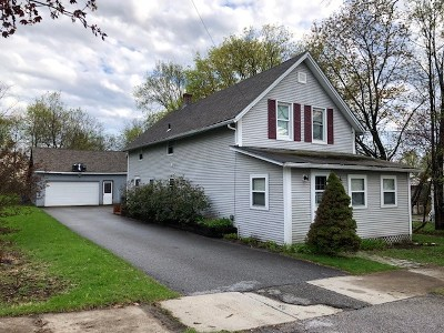 Rutland, Rutland City Single Family Home For Sale: 24 High Street