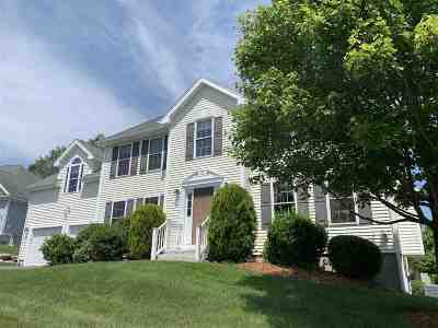 Nashua Single Family Home For Sale: 12 Constantine Drive #37