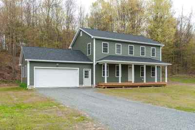 Milton Single Family Home For Sale: 65 Bear Trap Road