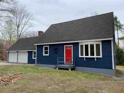 Weare Multi Family Home For Sale: 26 Woodland Drive