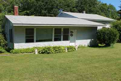 Barnet Single Family Home For Sale: 4933 Us Rt 5 South Highway