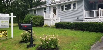 Manchester Single Family Home Active Under Contract: 124 Broadhead Avenue