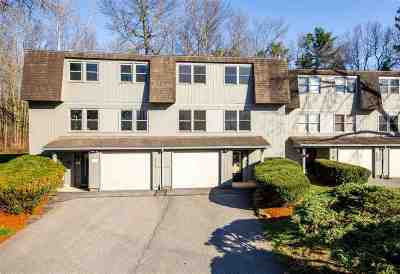 Shelburne Condo/Townhouse Active Under Contract: 124 Martindale Road #124