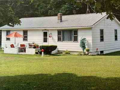 Shrewsbury Single Family Home For Sale: 2998 Route 103