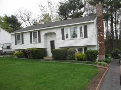 Manchester Single Family Home For Sale: 21 Brad Court