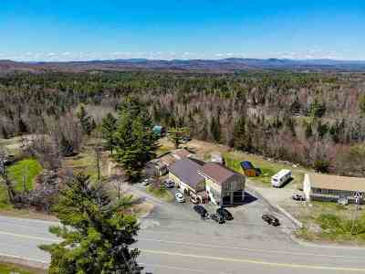 Carroll Commercial For Sale: 271 & 273 Route 115