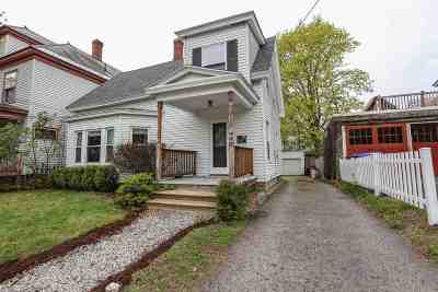 Manchester Single Family Home For Sale: 12 Ray Street
