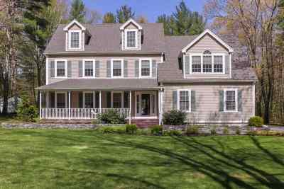Strafford County Single Family Home For Sale: 9 Grandview Drive