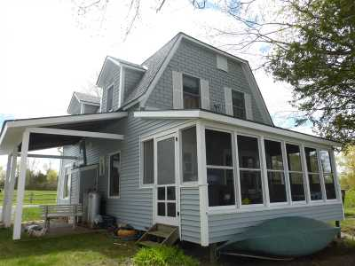 Addison Single Family Home For Sale: 204 Potash Bay Road